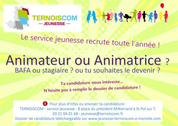 Appel a candidature rentree 2